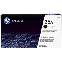 HP 26A Black LaserJet Toner Cartridge